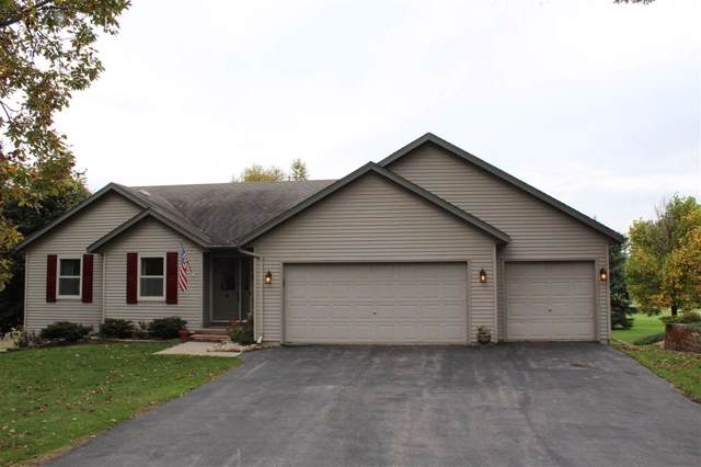 N1619 21ST Avenue, Wautoma, WI 54982 (#50212678) :: Todd Wiese Homeselling System, Inc.