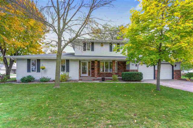 612 Grant Street, Little Chute, WI 54140 (#50212958) :: Todd Wiese Homeselling System, Inc.