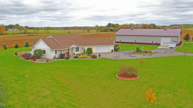 5273 w/land N State Road, Black Creek, WI 54106 (#50212962) :: Todd Wiese Homeselling System, Inc.