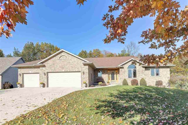 3173 Eclipse Drive, Green Bay, WI 54311 (#50213461) :: Todd Wiese Homeselling System, Inc.