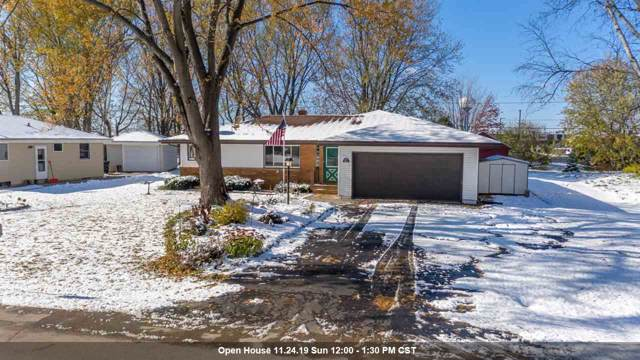 1464 Home Avenue, Menasha, WI 54952 (#50213867) :: Todd Wiese Homeselling System, Inc.