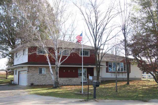 N10527 Hwy 151, Malone, WI 53049 (#50213878) :: Todd Wiese Homeselling System, Inc.