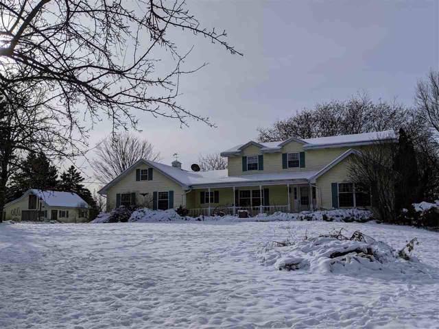 W4931 Burdick Road, Black Creek, WI 54106 (#50214766) :: Todd Wiese Homeselling System, Inc.