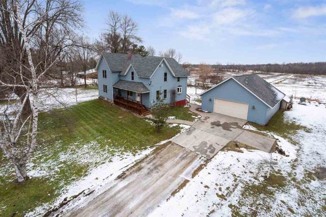 W4360 Calnin Road, Black Creek, WI 54106 (#50215616) :: Todd Wiese Homeselling System, Inc.