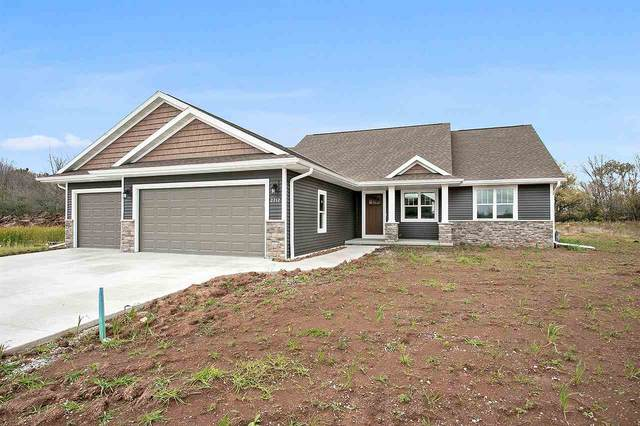 2825 Tambour Trail, De Pere, WI 54115 (#50215818) :: Todd Wiese Homeselling System, Inc.