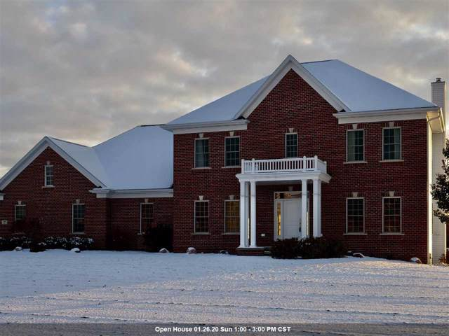 27 Golden Wheat Lane, Wrightstown, WI 54180 (#50215870) :: Dallaire Realty