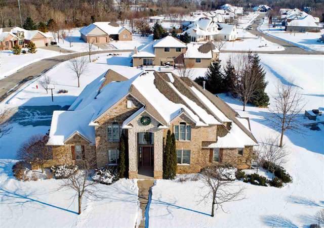 N8444 North Shore Road, Menasha, WI 54952 (#50216148) :: Todd Wiese Homeselling System, Inc.