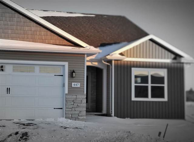 447 Longwood Lane, Wrightstown, WI 54180 (#50216433) :: Dallaire Realty
