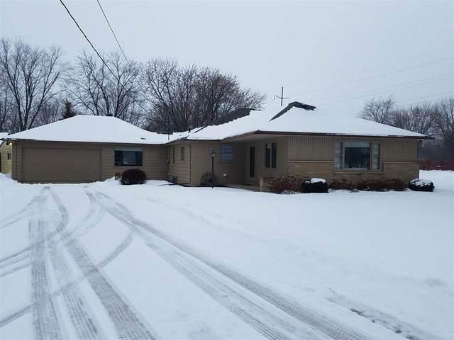 N7058 Van Dyne Road, Fond Du Lac, WI 54937 (#50216502) :: Todd Wiese Homeselling System, Inc.