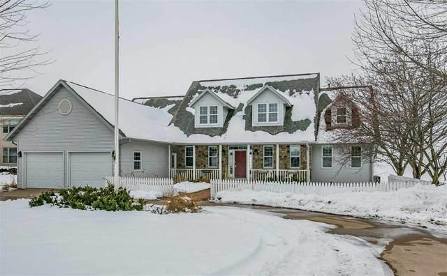 355 Lake Breeze Drive, Chilton, WI 53014 (#50216798) :: Todd Wiese Homeselling System, Inc.