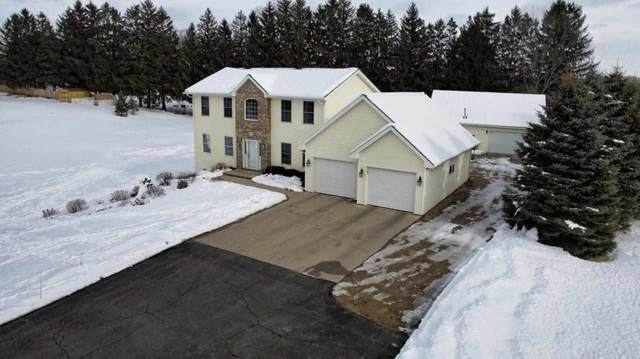 N5084 Pine Court, Shiocton, WI 54170 (#50216815) :: Todd Wiese Homeselling System, Inc.