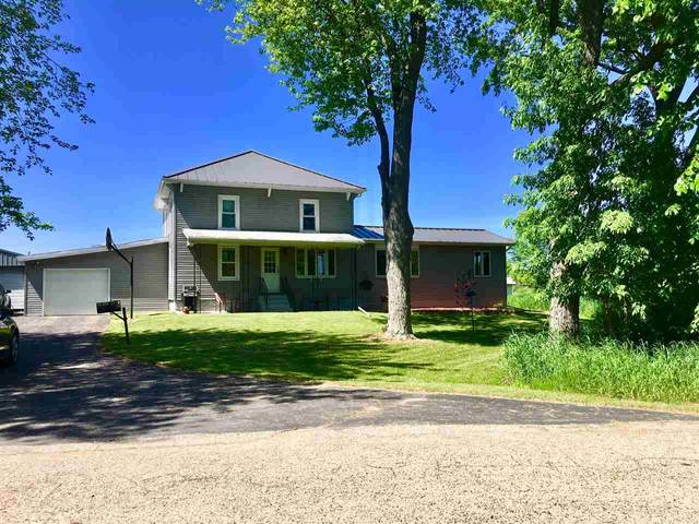 N1924 28TH Road, Redgranite, WI 54970 (#50216837) :: Todd Wiese Homeselling System, Inc.