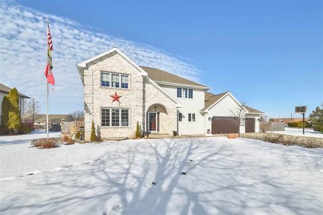 1228 Cecelia Court, De Pere, WI 54115 (#50216874) :: Todd Wiese Homeselling System, Inc.