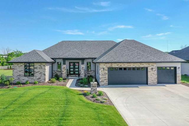 3646 Beachmont Road, De Pere, WI 54115 (#50217298) :: Todd Wiese Homeselling System, Inc.