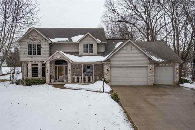 W2529 Valleywood Lane, Appleton, WI 54915 (#50217879) :: Symes Realty, LLC