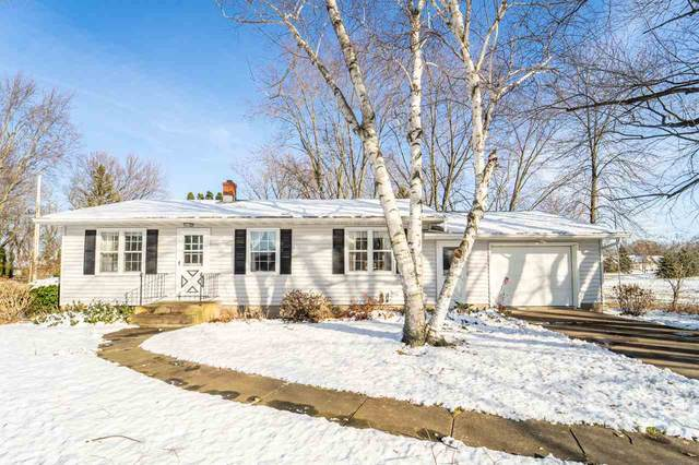 N150 Arrowhead Street, Fremont, WI 54940 (#50217909) :: Dallaire Realty