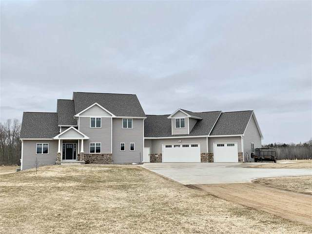 W5005 Alberts Lane, Bonduel, WI 54107 (#50218835) :: Dallaire Realty