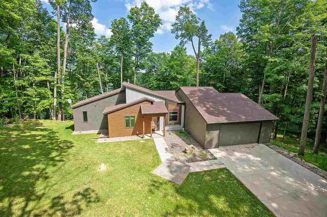 9368 N Kelly Lake Road, Suring, WI 54174 (#50219595) :: Todd Wiese Homeselling System, Inc.