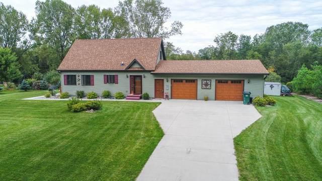 N2299 Birchwood Drive, Waupaca, WI 54981 (#50225069) :: Carolyn Stark Real Estate Team