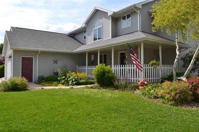 W6040 Cornflower Drive, Appleton, WI 54915 (#50227029) :: Ben Bartolazzi Real Estate Inc