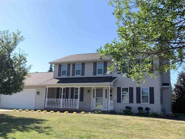 1235 W Woodstone Drive, Appleton, WI 54914 (#50227744) :: Symes Realty, LLC
