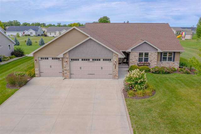 N999 Summer Breeze Lane, Greenville, WI 54942 (#50227883) :: Symes Realty, LLC