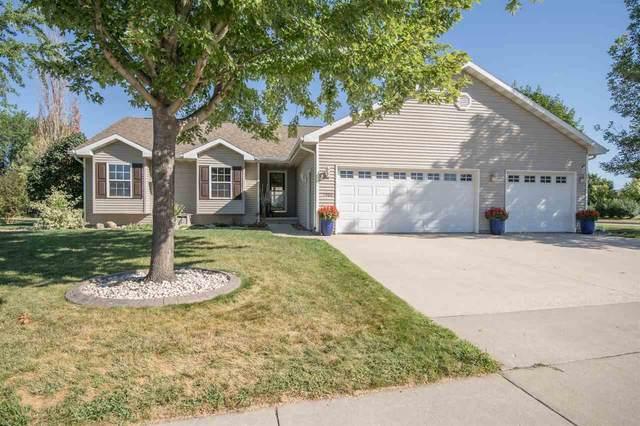 1500 Wildenberg Drive, Kaukauna, WI 54130 (#50228445) :: Carolyn Stark Real Estate Team
