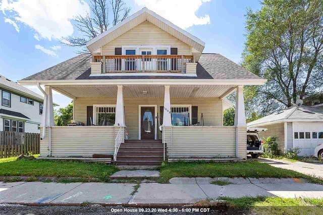 1008 Doty Street, Green Bay, WI 54301 (#50228633) :: Town & Country Real Estate