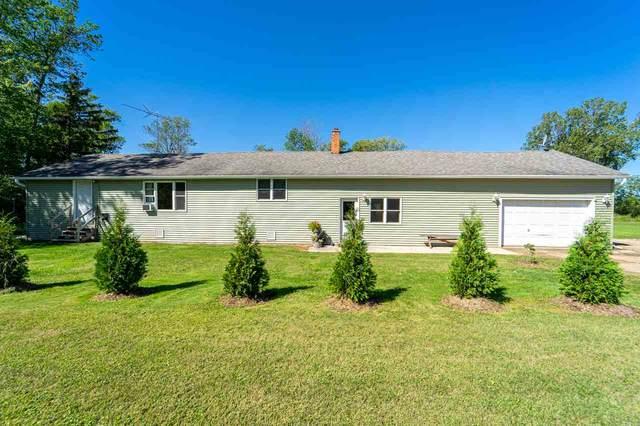 N3799 Hwy M, Hortonville, WI 54961 (#50228786) :: Symes Realty, LLC