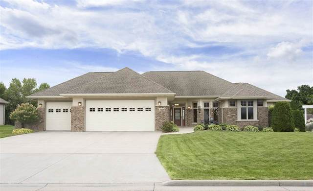 2449 Whistling Swan Court, Menasha, WI 54952 (#50228962) :: Todd Wiese Homeselling System, Inc.