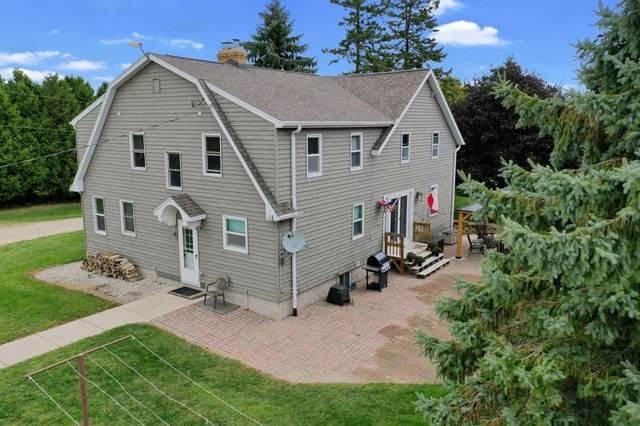 5540 S Hwy T, Denmark, WI 54208 (#50229519) :: Symes Realty, LLC