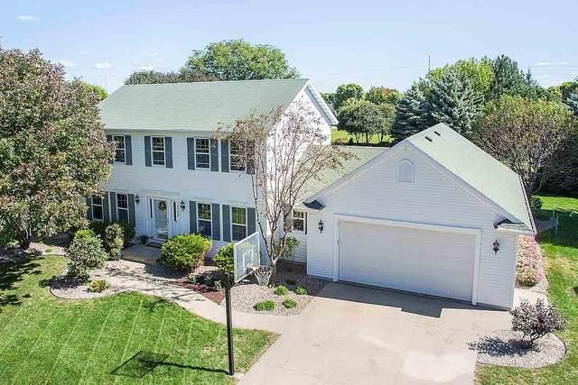 N172 N Coop Road, Appleton, WI 54915 (#50229952) :: Carolyn Stark Real Estate Team