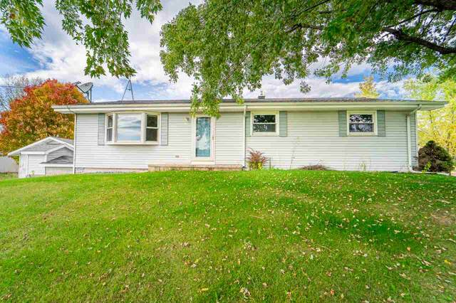 E7640 Hwy H, Fremont, WI 54940 (#50230675) :: Todd Wiese Homeselling System, Inc.