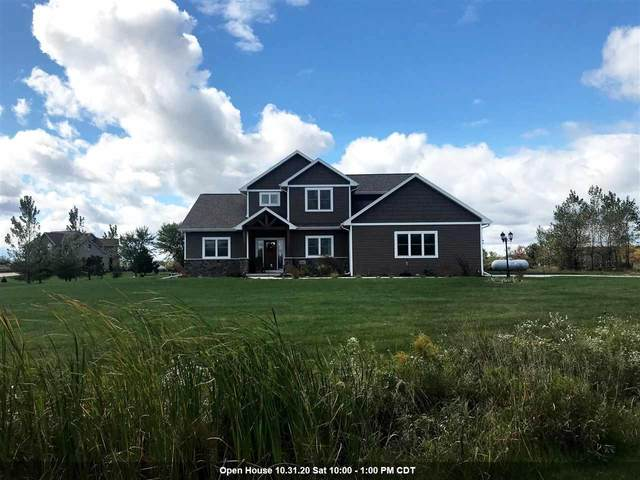 W161 Rolling Acres Court, Kaukauna, WI 54130 (#50230765) :: Todd Wiese Homeselling System, Inc.