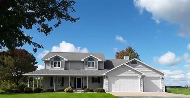 6606 Elmro Road, Greenleaf, WI 54126 (#50230780) :: Todd Wiese Homeselling System, Inc.