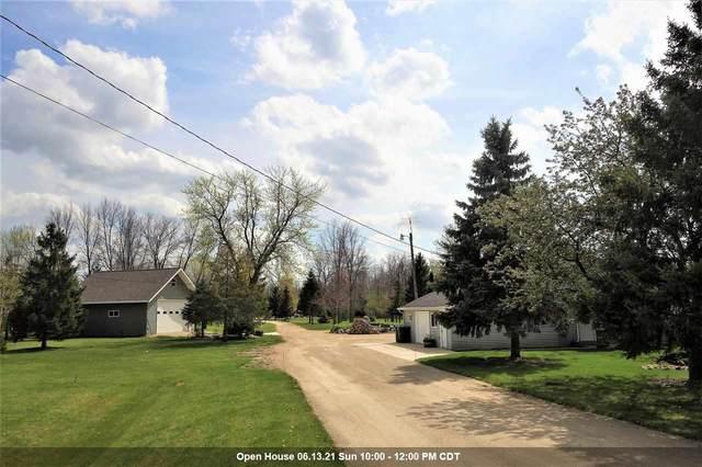 W4688 Golf Course Drive, Fond Du Lac, WI 54935 (#50232138) :: Carolyn Stark Real Estate Team