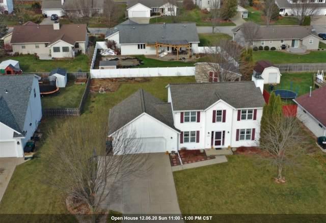 2798 Friendly Circle, Green Bay, WI 54313 (#50232282) :: Ben Bartolazzi Real Estate Inc