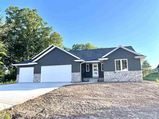 3362 Largo Ridge Drive, Green Bay, WI 54311 (#50233747) :: Symes Realty, LLC