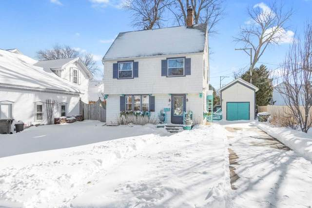 117 Howard Street, Ripon, WI 54971 (#50235140) :: Town & Country Real Estate
