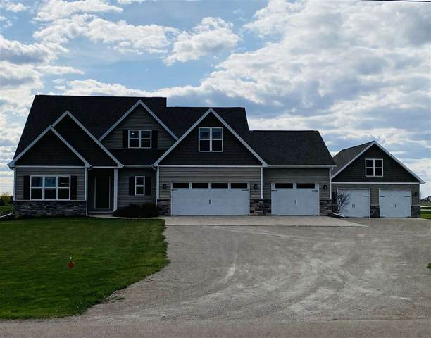 4035 Sand Pit Road, Oshkosh, WI 54904 (#50238526) :: Ben Bartolazzi Real Estate Inc