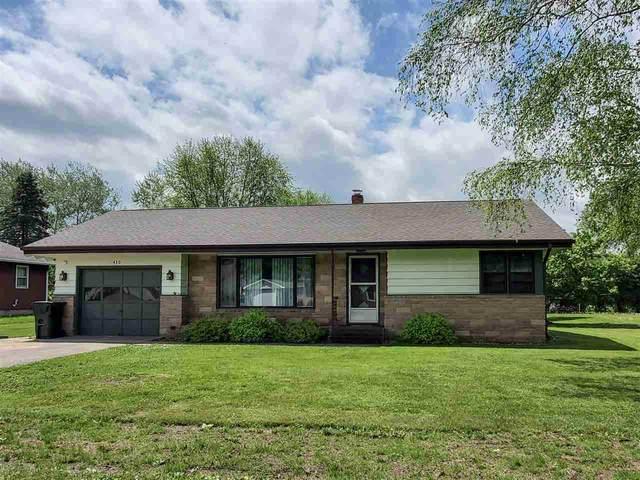 430 E Ellefson Street, Iola, WI 54929 (#50240617) :: Symes Realty, LLC