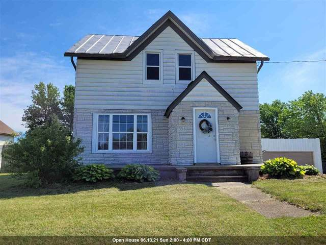 W1552 County Rd C, Pulaski, WI 54162 (#50240618) :: Carolyn Stark Real Estate Team