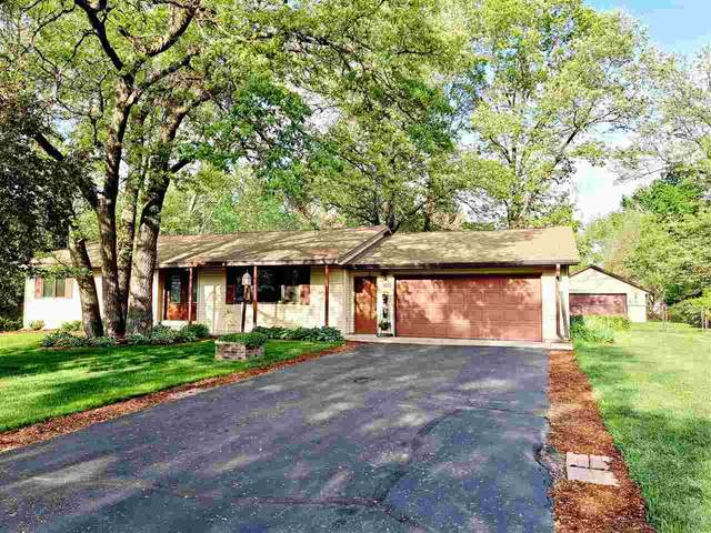 299 Bills Drive, Stevens Point, WI 54482 (#50240933) :: Todd Wiese Homeselling System, Inc.