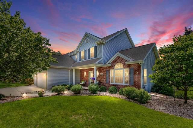 4111 N Wedgewood Drive, Appleton, WI 54913 (#50241395) :: Todd Wiese Homeselling System, Inc.