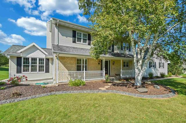 4084 Half Crown Run, De Pere, WI 54115 (#50246082) :: Todd Wiese Homeselling System, Inc.