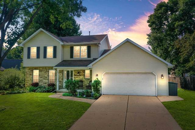 805 Spooner Court, De Pere, WI 54115 (#50246745) :: Town & Country Real Estate