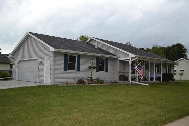 3219 E Guyette Drive, Appleton, WI 54915 (#50246761) :: Todd Wiese Homeselling System, Inc.