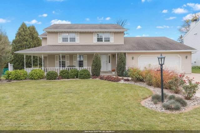 3263 Chardonnay Court, Green Bay, WI 54301 (#50249080) :: Ben Bartolazzi Real Estate Inc