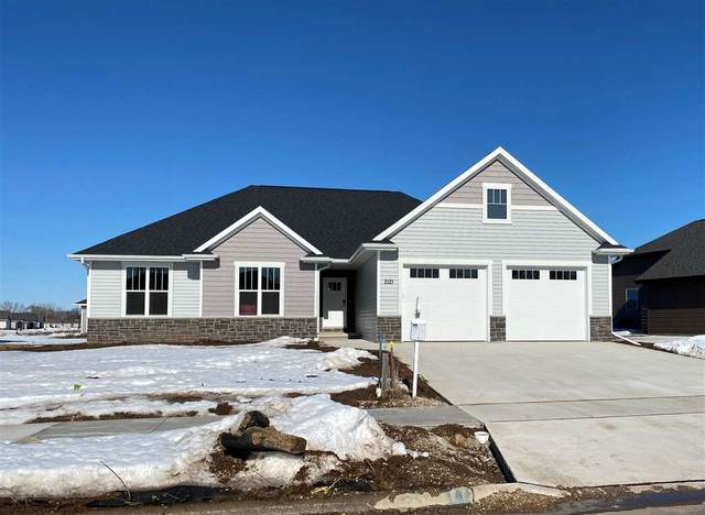 2121 Trellis Drive, De Pere, WI 54115 (#50208606) :: Todd Wiese Homeselling System, Inc.