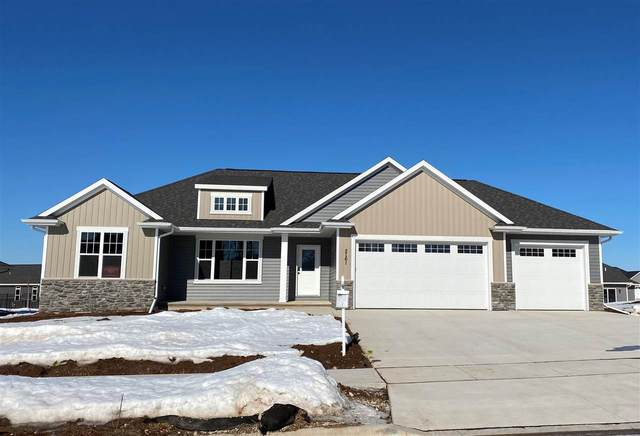 2161 Trellis Drive, De Pere, WI 54115 (#50206529) :: Todd Wiese Homeselling System, Inc.
